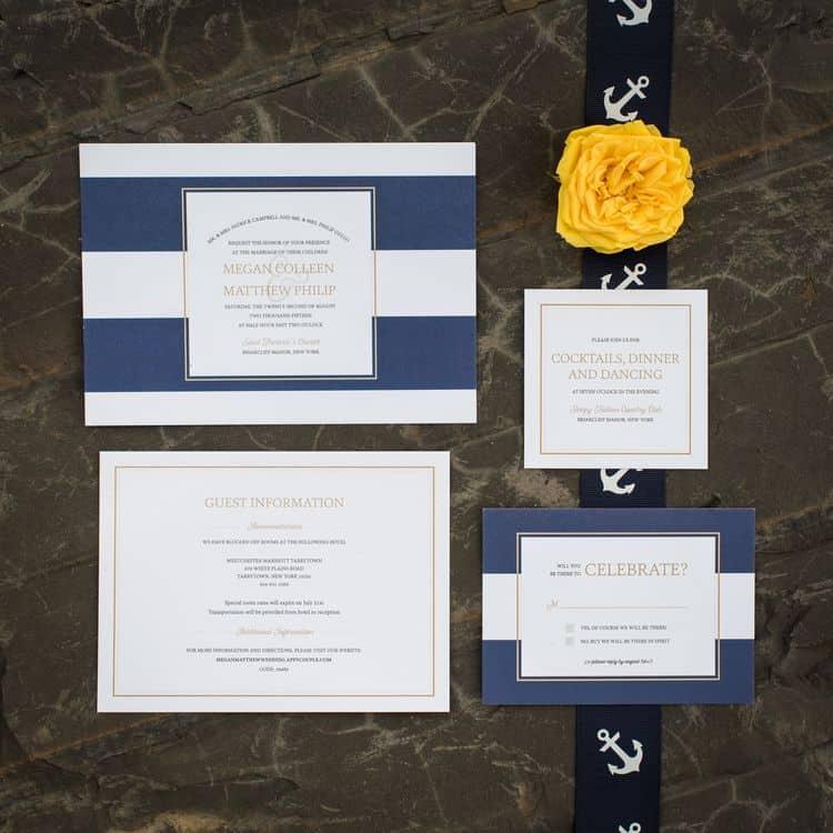 nautical destination wedding ideas67