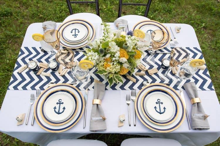 nautical destination wedding ideas78