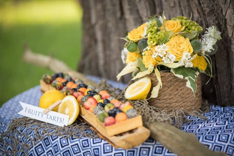 nautical destination wedding ideas87