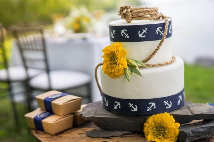 nautical destination wedding ideas90