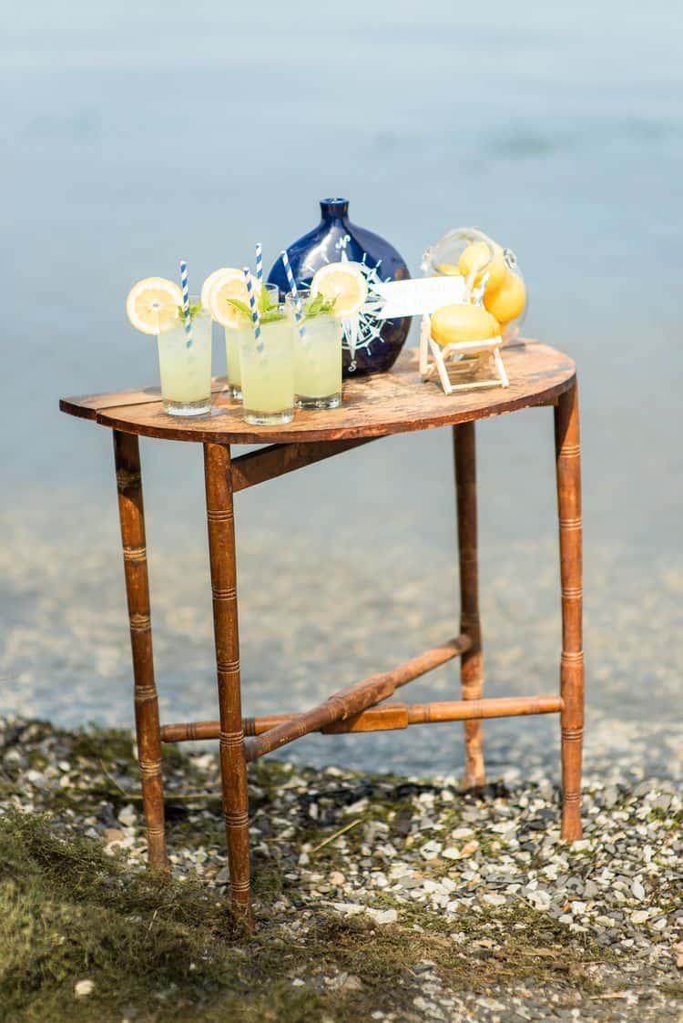 nautical destination wedding ideas96