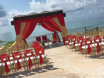 An Inside Look at Now Jade Riviera Cancun Weddings