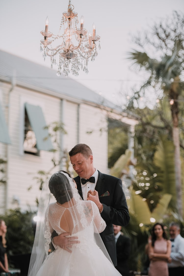 Destination Wedding at Hemingway House
