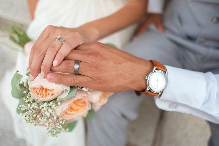 online wedding bands