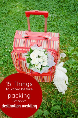 packing for your destination wedding main