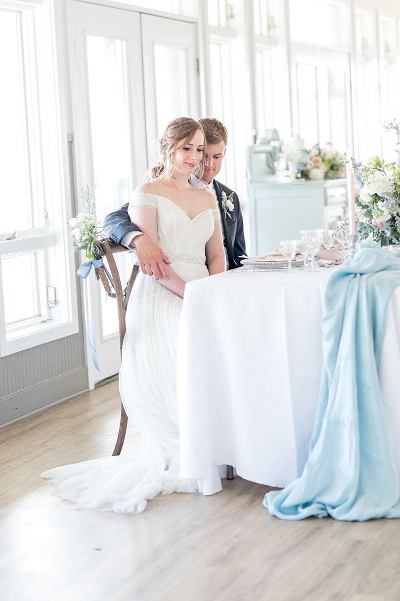 pink and blue wedding 0034