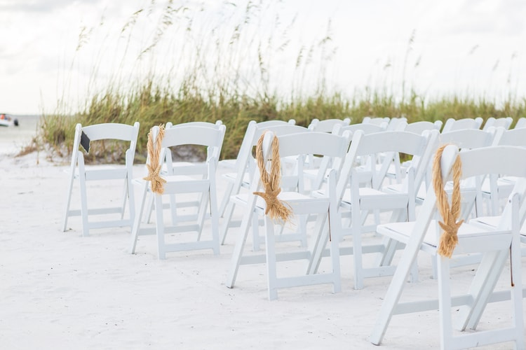 pink shell resort wedding 22