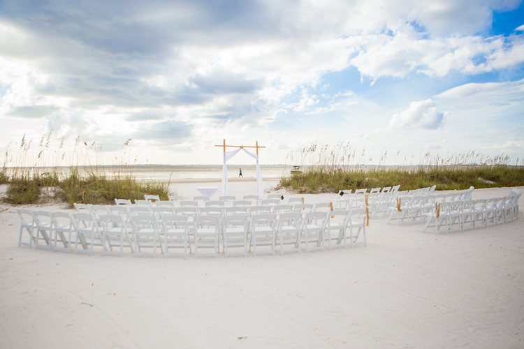 pink shell resort wedding 25