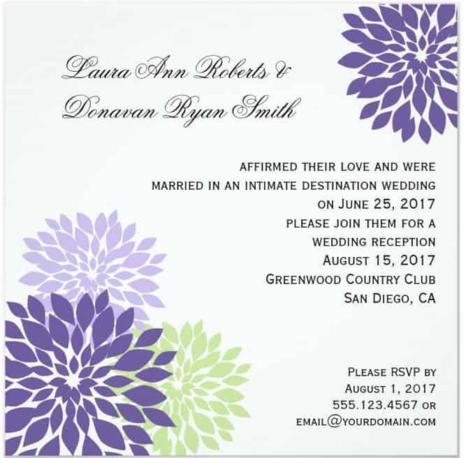 post wedding reception invitations_4