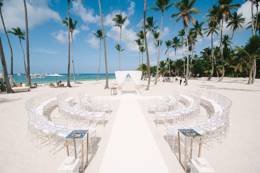 private punta cana wedding venue Jellyfish restaurant