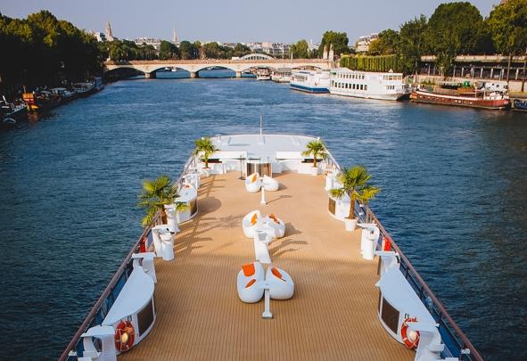 privatiser seine paris bateau événementiel copyright Diamant Bleu 2