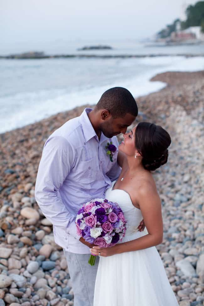 Real destination wedding in Puerto Vallarta