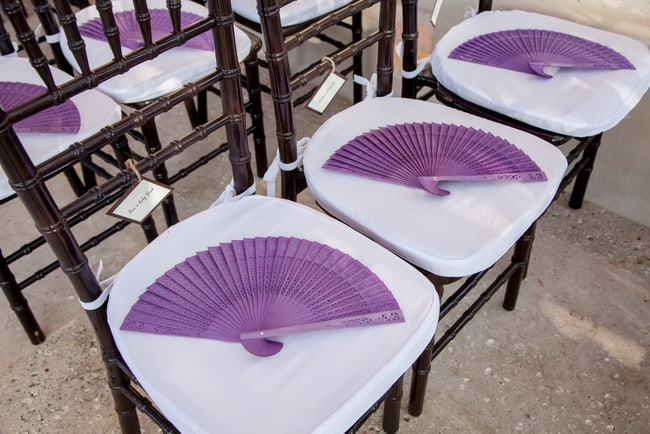 Purple & Lavender Puerto Vallarta Wedding