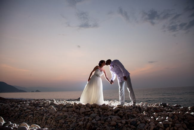 Real Puerto Vallarta Wedding