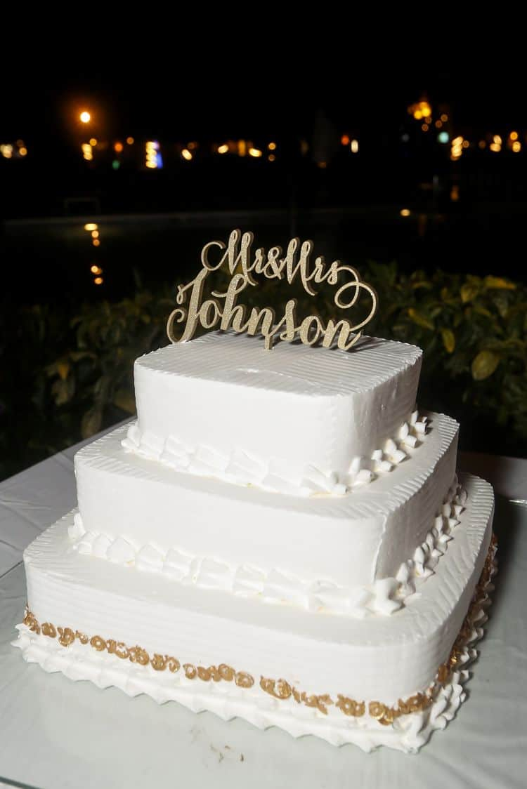 purple and gold destination wedding in Punta Cana 7