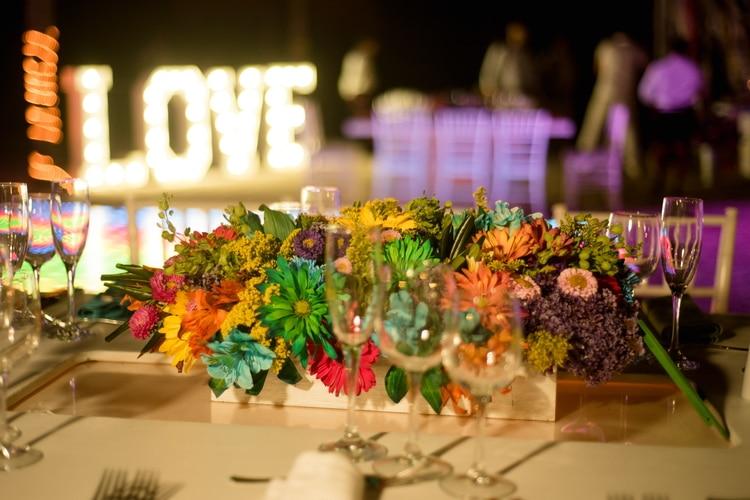 rainbow wedding 15