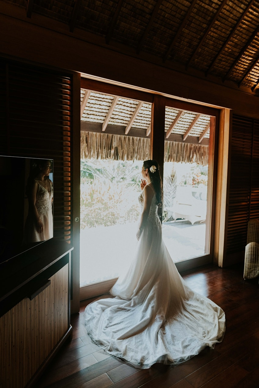 real Bora Bora destination wedding 0036