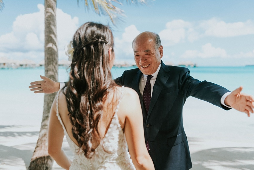 real Bora Bora destination wedding 0045