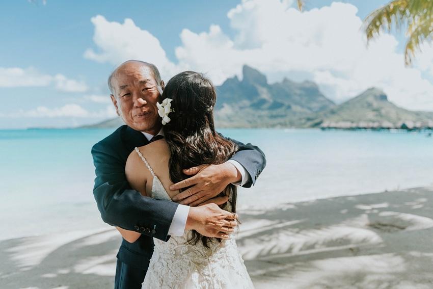 real Bora Bora destination wedding 0046