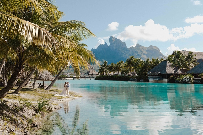 real Bora Bora destination wedding 0063