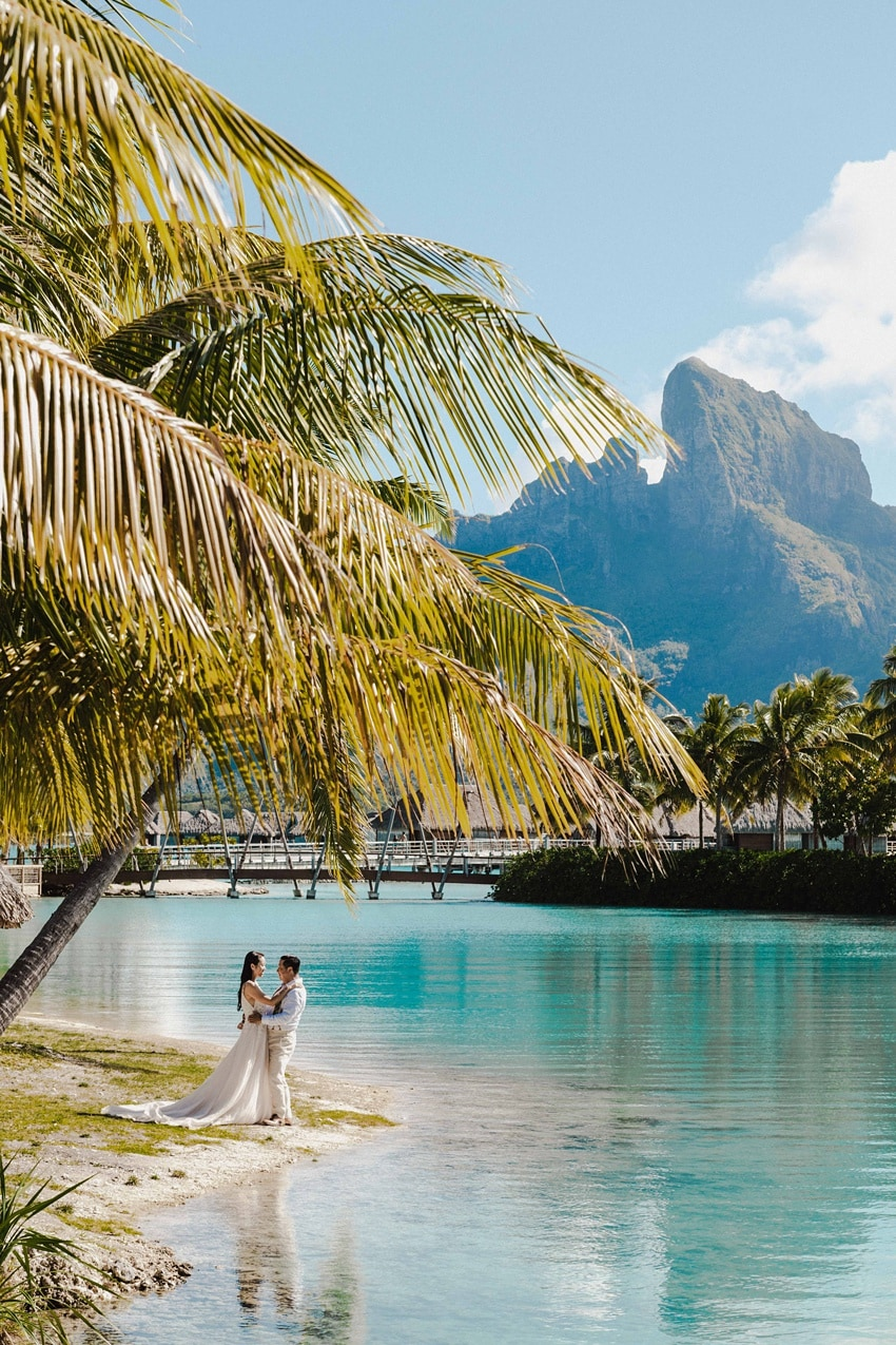 real Bora Bora destination wedding 0064