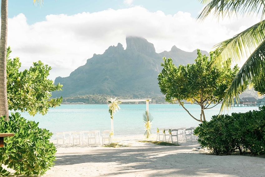 real Bora Bora destination wedding 0073