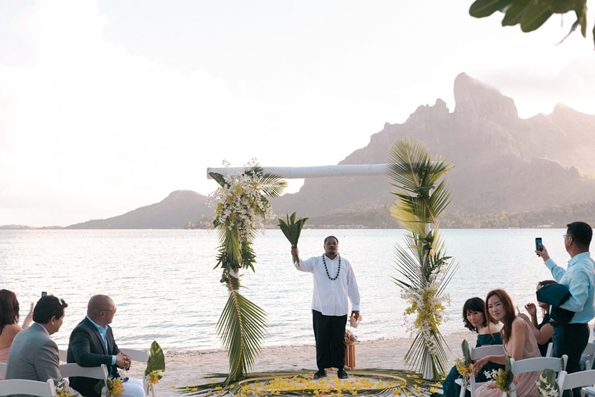 real Bora Bora destination wedding 0077