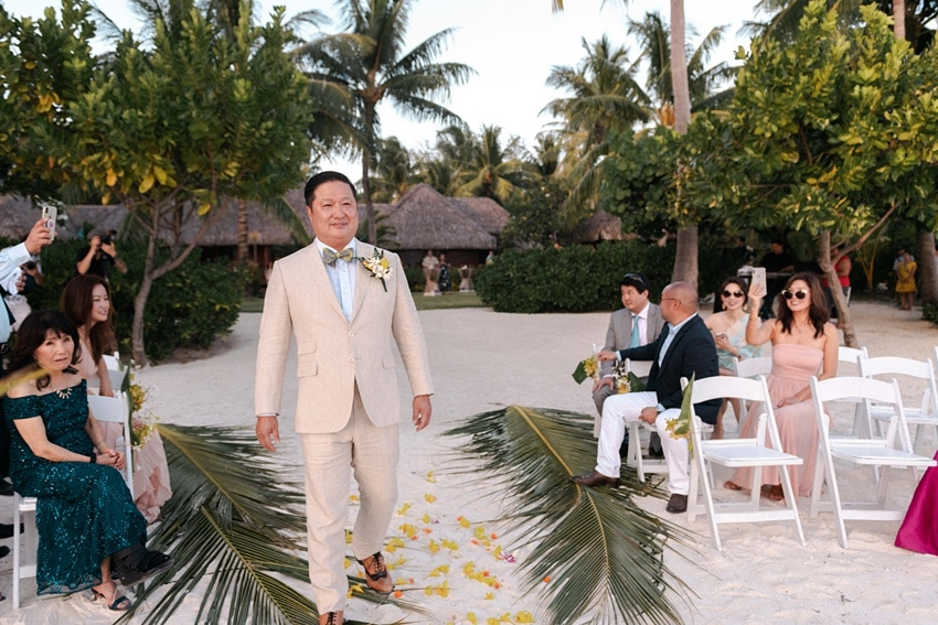 real Bora Bora destination wedding 0079