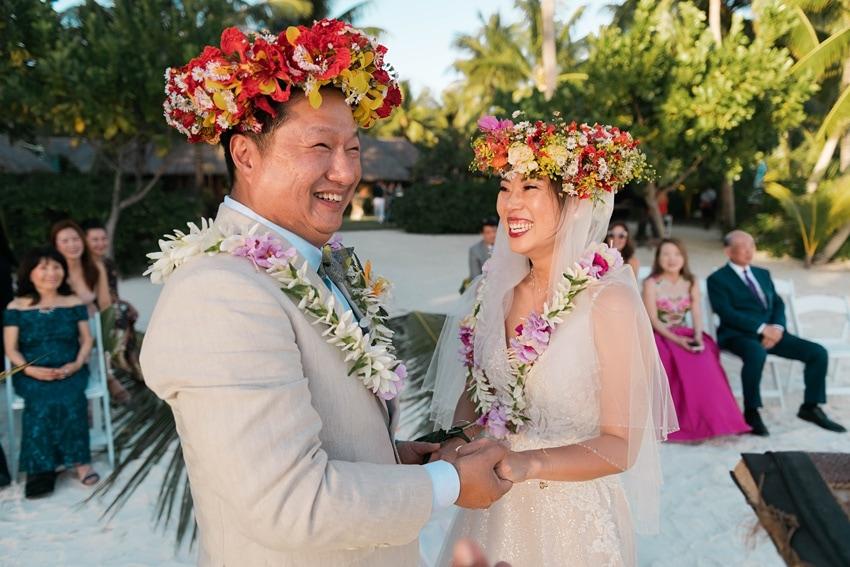 real Bora Bora destination wedding 0093