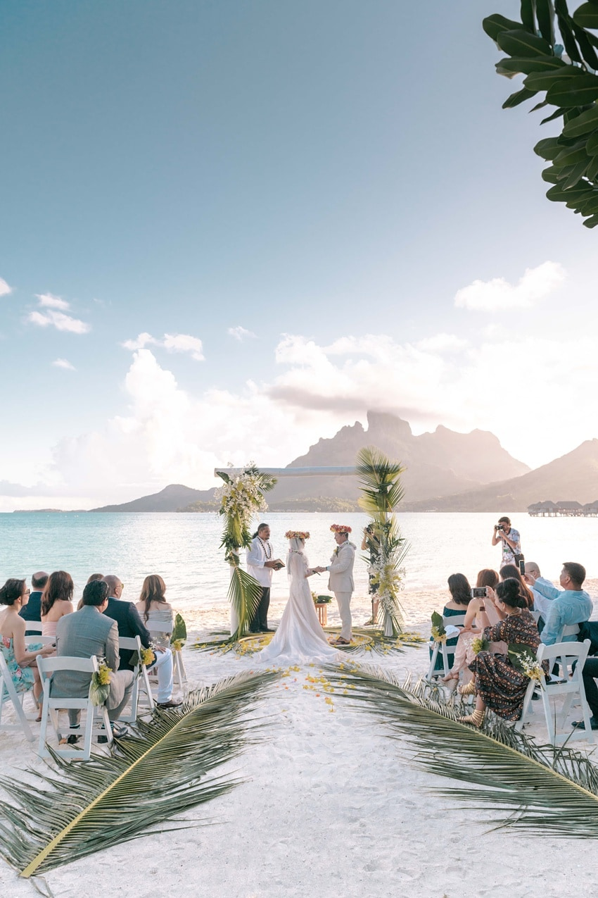 real Bora Bora destination wedding 0096