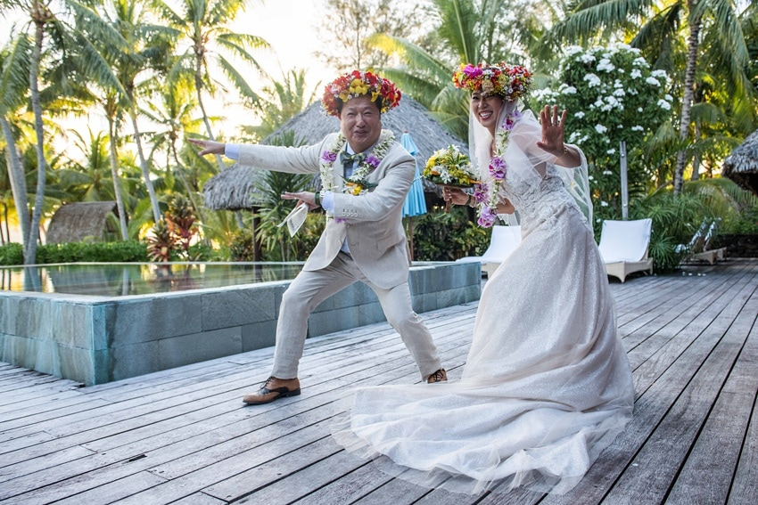real Bora Bora destination wedding 0101