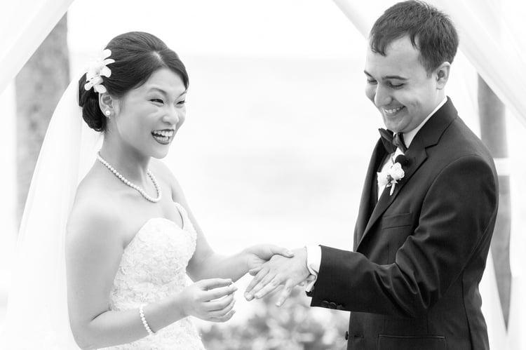 Wedding at Sugarman Estate in Maui