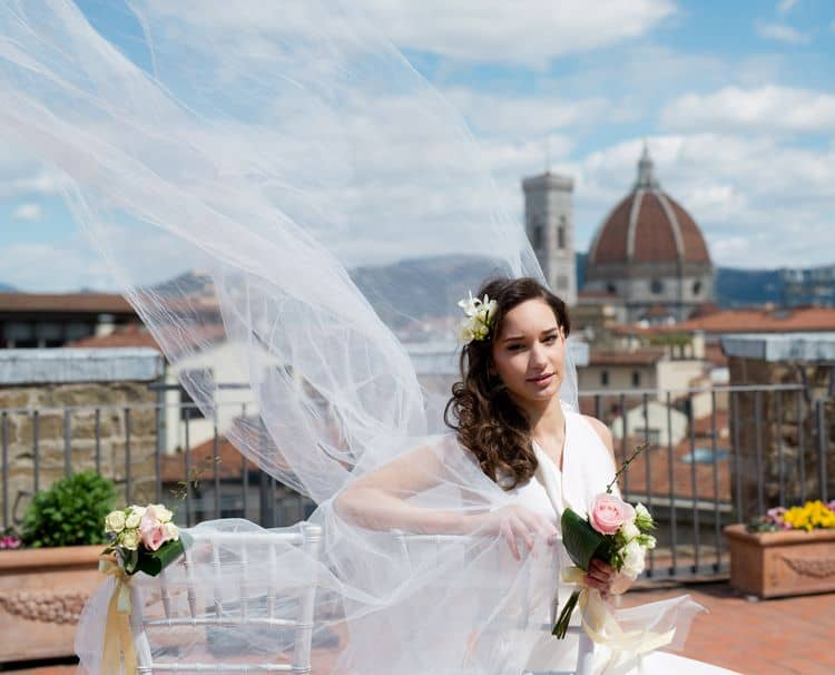 rooftop Florence wedding 52