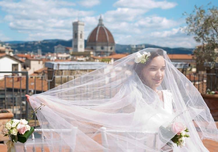 rooftop Florence wedding 54