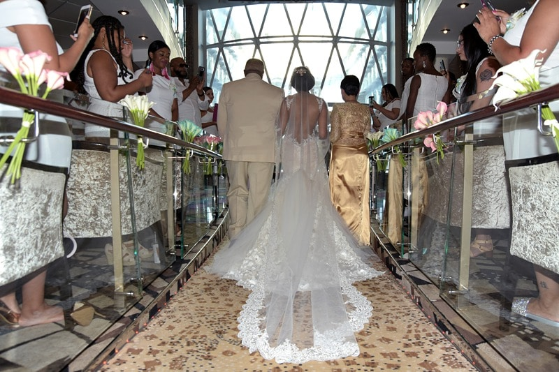 royal caribbean wedding cruise 1749