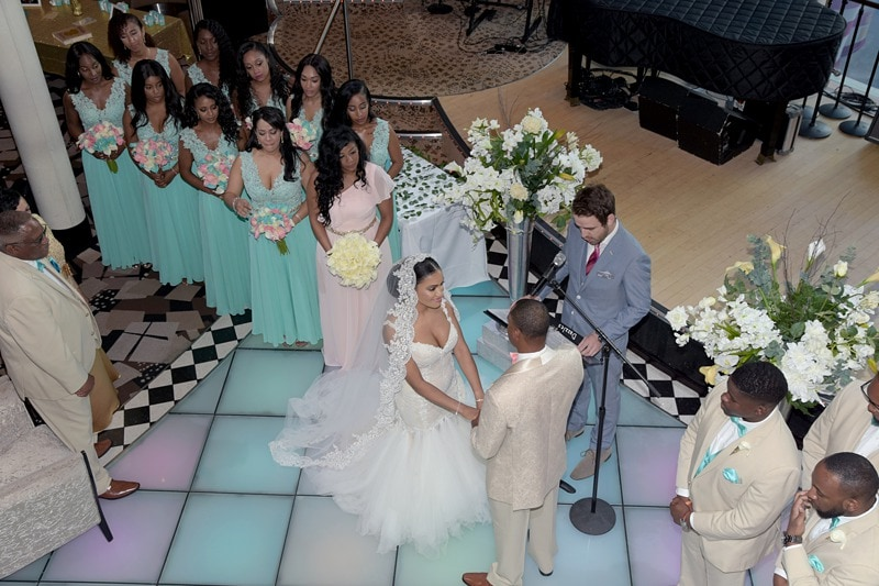 royal caribbean wedding cruise 1752