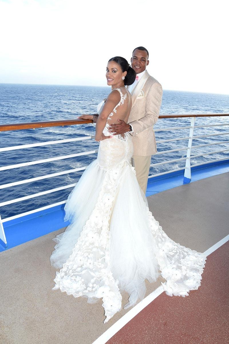 royal caribbean wedding cruise 1767