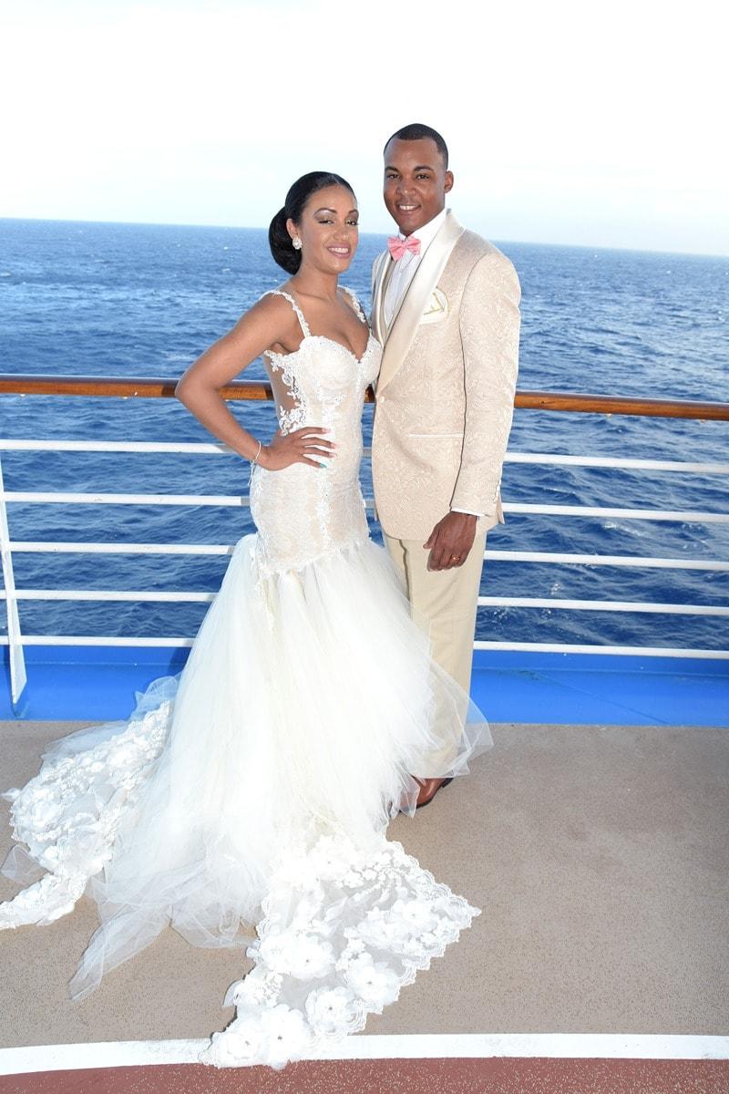 royal caribbean wedding cruise 1768