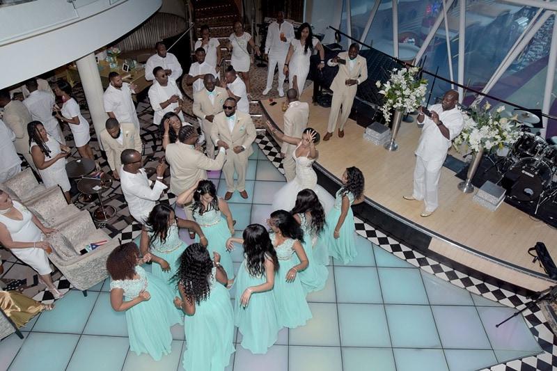 royal caribbean wedding cruise 1776
