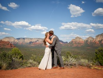 A Sedona Destination Wedding with the Most Stunning Views
