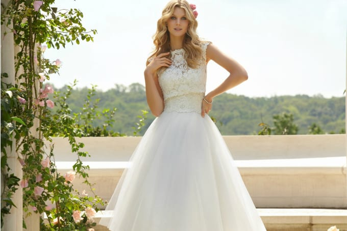 Short Wedding Dresses that are Classy & Sassy