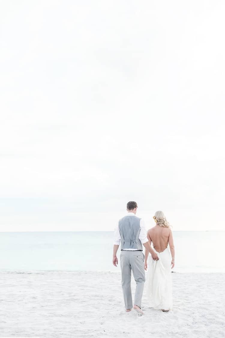 siesta key beach wedding 11