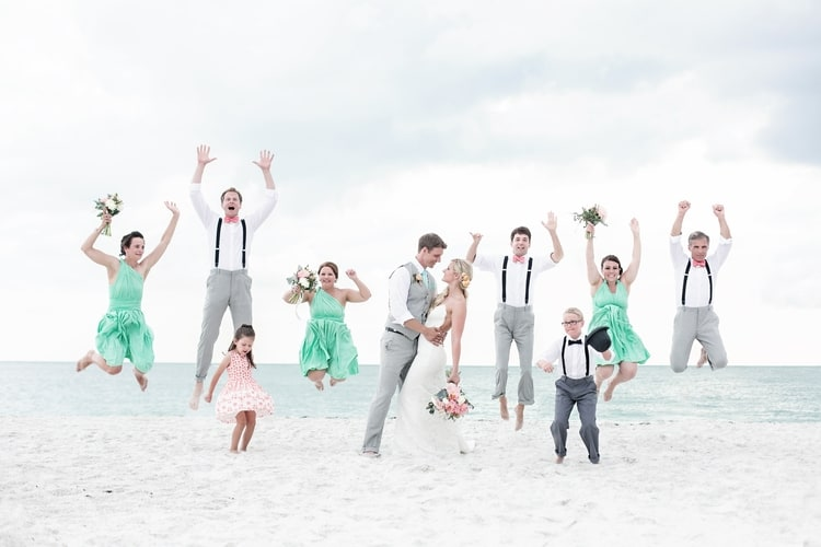 siesta key beach wedding 15