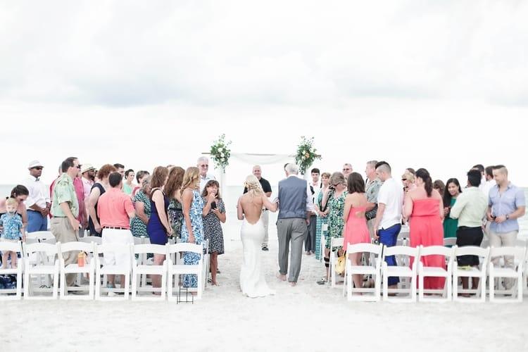 siesta key beach wedding 20