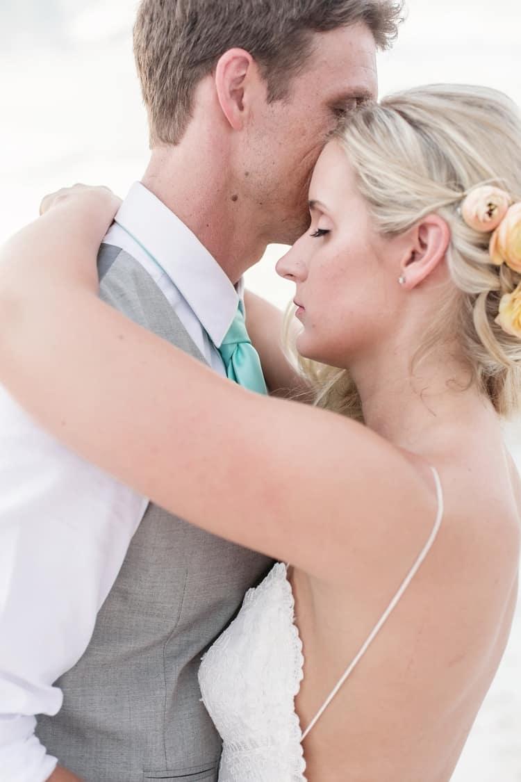 siesta key beach wedding 7