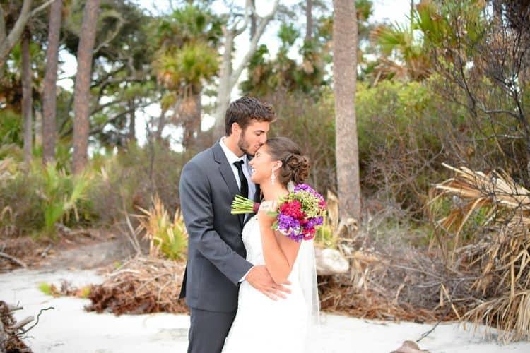 south carolina beach wedding 8