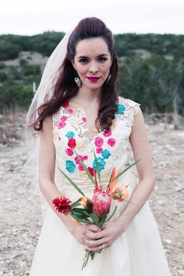 south of the border wedding inspiration 16