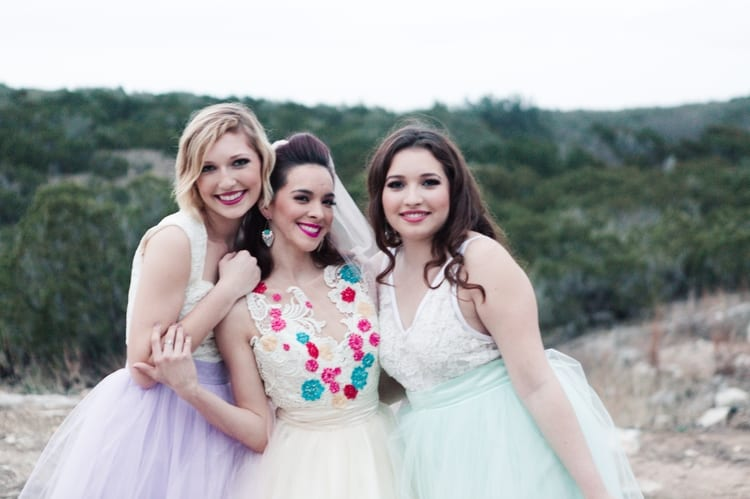 south of the border wedding inspiration 21