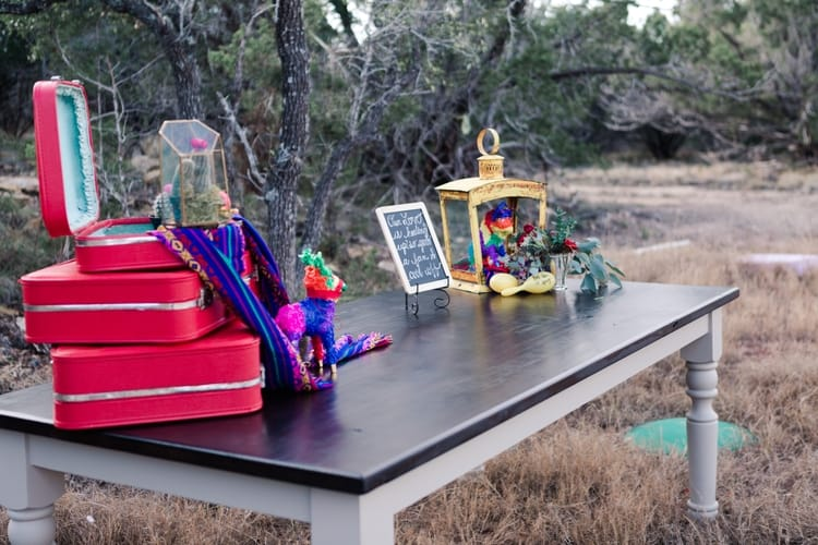 south of the border wedding inspiration 84