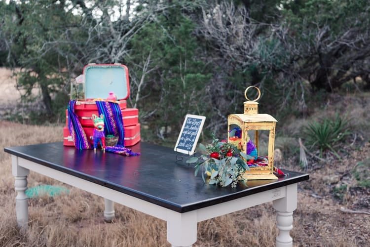 south of the border wedding inspiration 85